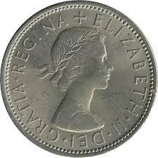 Pound Coin Designs Worth Money Florin British Coin Wikipedia