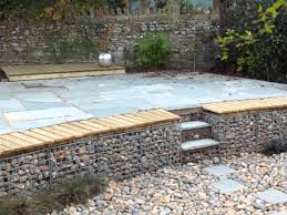 Small Picture Gabion1 Retaining Walls Ideas YouTube