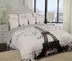 paris comforter set twin unique elegant paris eiffel tower bedding twin full queen duvet
