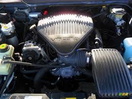 1994 Chevrolet Caprice Sedan 5.7 Liter OHV 16-Valve V8 Engine ...