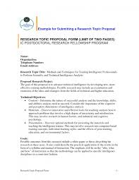 cover letter template for research proposal essay example running  gallery of research proposal essay example