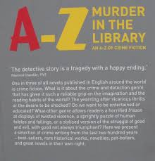 murder essay murder in the library ruth downie thomas becket essay  murder in the library ruth downie the quote from raymond chandler sounds much like an essay christopher columbus