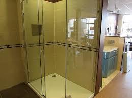 ex display mistley sliding door shower enclosure and tray 1400 x 900