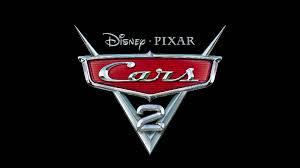 cars 2 the movie logo.  Logo On Cars 2 The Movie Logo A