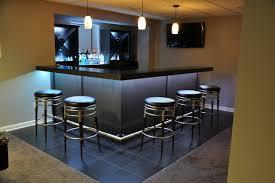 Bold Inspiration Cheap Basement Bar Ideas Simple Basement Wet Bar
