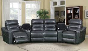 Living Room Furniture San Antonio 6pc Home Theater Motion Sectional Bel Furniture Houston San Antonio