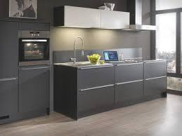 stainless steel kitchen cabinets cost silver range hood brown wooden kitchen island glossy concrete floor white