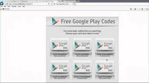 free google play gift card codes no survey photo 1