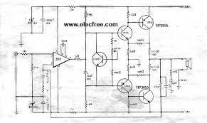 wiring diagrams guitar images class ab by lf351 tip3055 and tip2955 circuit wiring diagrams