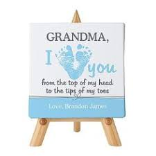 an adorable grandma gift from the baby the new grandma will adore this cute baby