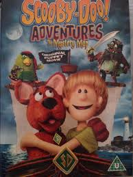 scoobydoo adventures 'the mystery map'  family four fun