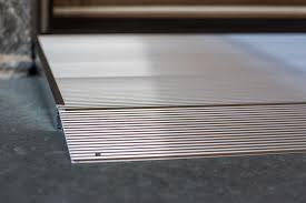 stand alone threshold ramp