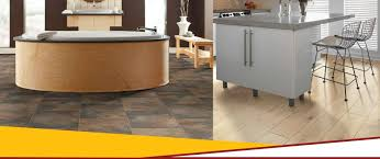 vinyl bathroom kitchen floor
