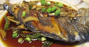 chinese fried whole fish. Contemporary Whole Pan Fried Sea Bream Taiwan Style In Chinese Whole Fish H