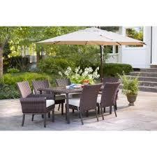 classic patio furniture outdoors
