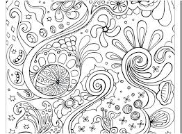 Free Printable Intermediate Coloring Pages For Adults Advanced