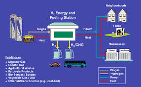 stationary fuel cell power plants