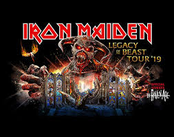 Iron Maiden Ppg Paints Arena