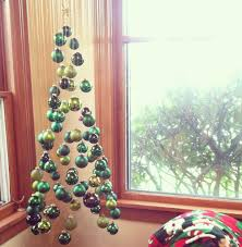 Suspended christmas tree, found on tumblr