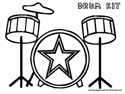 Download Coloring Pages. Music Coloring Pages: Music Coloring ...