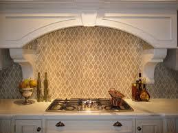 Mosaic Kitchen Backsplash Encore Ceramics This Kitchen Backsplash Uses Arabesque Mosaic