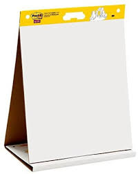 Tabletop Flip Chart Sticky Flip Chart Paper Best Picture Of Chart Anyimage Org