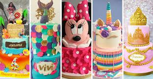 Trending Birthday Cake Ideas For Girls Bigfday