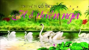 Truyện cổ tích : Hồ thiên nga - YouTube