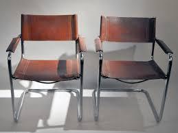 mg dining chair by matteo grassi  läder möbler och stolar