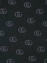 Gucci Pattern Simple Gucci Logo Pattern Tie Farfetch