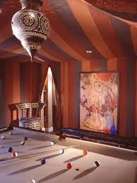 Dp Beasley Moroccan Billiard Room S Rend Hgtvcom