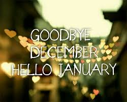 goodbye december hello january. Goodbye December Hello January 44 Hearts Collect Share Happy New Year And Quotes Image On