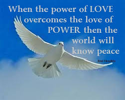 Love And Peace Quotes Custom Quote About Peace And Love Impressive Peace And Love Quotes