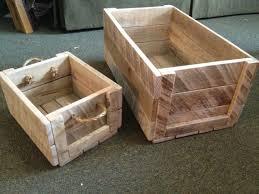 18 diy wooden crate ideas live diy