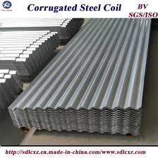prime grade galvalume corrugated steel sheet pictures photos