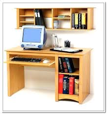 desk with computer storage desk with storage above surprising shelves above desk picture fabulous awesome office