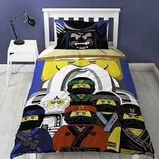 lego ninjago guru single duvet