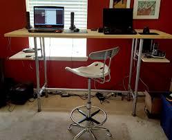Building My Industrial Pipe Standing Desk