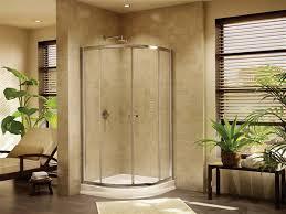 fleurco amalfi 32 round sliding shower doors