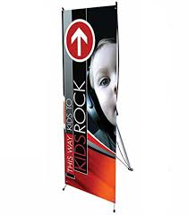 Artistic Displays Banner Stands Adorable Amazon Signworld X Banner Stand Portable Trade Show Display