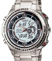 casio ed265 edifice digital analog ingenious watch buy casio casio ed265 edifice digital analog ingenious watch