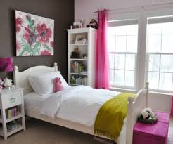 bedroom ideas for teenage girls with medium sized rooms. Modren Ideas Irresistible Teenage Girl Bedroom Ideas Rooms Pottery Barn Teen Bed  Paris Med And For Girls With Medium Sized O