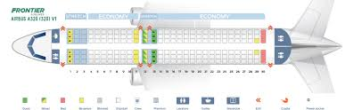 United Airlines Airbus 320 Seating Chart 11 All Inclusive Airbus A320 100 200 Seat Chart
