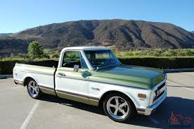 Chevy Truck Shortbed Super Clean c10 Hot rod chevrolet cheyenne CST