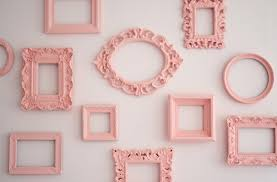 Empty picture frames on wall Wall Layout Empty Picture Frames Decorpad Empty Picture Frames Contemporary Nursery Sherwin Williams