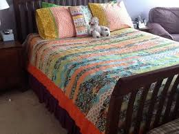 194 best Jelly roll & strip quilts images on Pinterest | Book ... & Making a Queen or King Size Jelly Roll Race Quilt-image.jpg Adamdwight.com