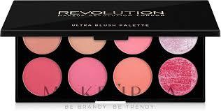 <b>Makeup</b> Revolution Blush Palette - <b>Палетка</b> из 8 <b>румян</b>: купить по ...