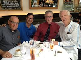Writers Round Table By Ken Levine Heres To The Comedy Writers Who Lunch