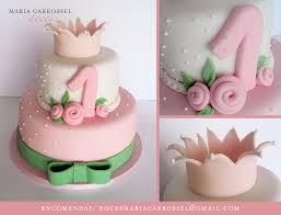 Princess Cake By Maria Carrossel Doces Maria Carrossel Cake Design