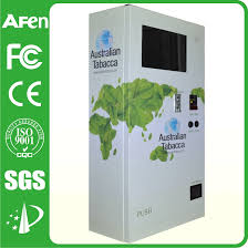 Electronic Cigarette Vending Machine Mesmerizing Intelligent Vending MachineHUNAN AIFENG INTELLIGENT EQUIPMENT COLTD